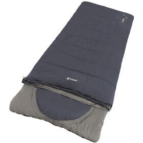 Outwell Contour Lux Sleeping Bag, niebieski/szary